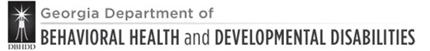 agency logo example (DBHDD)